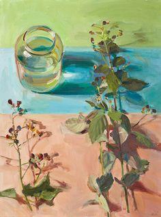 Boyd Gavin, Blackberries II Sketchbook Inspiration, Painting Inspiration, Still Life Artists, Painting Still Life, Painting Gallery, Plant Illustration, Portraits, Art Plastique, Painting & Drawing
