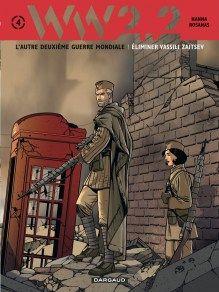Rosanas Dargaud WW2.2 Cover