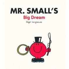 Mr. Small's big dream