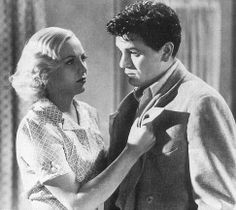 Gloria Dickson and John Garfield
