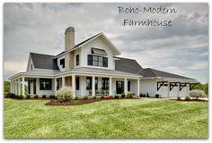 Modern Farmhouse : Orange & Teal Guestroom Design