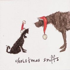 dogs christmas #abitofacharacter