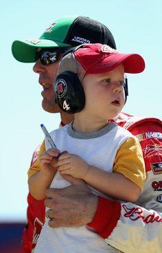 1d0d447e696d6 Kevin Harvick Photos - Charlotte Motor Speedway - Day 2 - Zimbio Ryan  Blaney