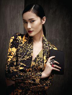 Shanghai Tang AW 2012
