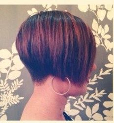 ... Bob's on Pinterest | Inverted Bob, Asymmetric Bob and Shaved Nape