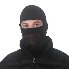 This balaclava will let you breathe easily while you stay covered outside. Catch your breath in the superior softness of Comfort Shell fabric, which is sweat-wicking and lightweight with 4-way stretch. The Ventilator is perfect for staying warm through hunting, fat-biking, cold-weather runs, snowshoeing, ice fishing, snowmobiling, motorcycling and more!   Comfort Shell Performance Fabric - 92% Polyester / 8% Spandex Trim: 90% Nylon / 10% Spandex Weight - 1.9 oz Dimensions - 10.75&qu...