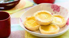 Egg tarts recipe : SBS Food