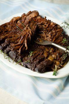 Tender and Tangy Brisket (AIP) - Autoimmune Wellness Hunts Recipe, Corned Beef Brisket, Root Veggies, Autoimmune Paleo, One Pan Meals, Wellness, Keto, Winter Food, Beef Recipes