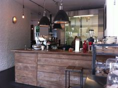Coffee Works Project Angel Islington - perfect chill out place ~ London Chow | Where to eat in London