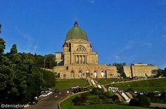 Oratoire Saint-Joseph du Mont-Royal, #montreal #canada June 2013