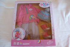 Zapf Creation - Baby Born - Play & Fun - Deluxe Winter-Set   Spielzeug, Puppen & Zubehör, Babypuppen & Zubehör   eBay!