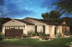 Encanterra Country Club's NAPLES model with 2 Bedrooms, 2 Baths and 1,359 sq ft!!