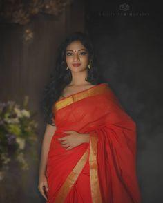 Shoot for Mode South Indian Actress Hot, South Indian Film, Beautiful Girl Indian, Beautiful Saree, Beautiful Ladies, Kerala Saree, Indian Sarees, Bollywood Designer Sarees, Saree Models