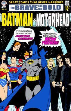 Batman & Motorhead