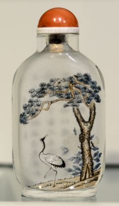 Ancient snuff bottle collection. Seattle Art Museum, Asian Art Museum, Snow Globes, Bottles, Animal, Collection, Decor, Dekoration, Decoration