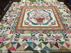 Tazzie Quilts: And now life can return to (something like) normal ...