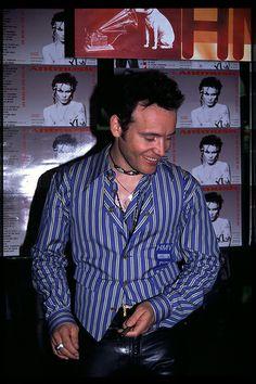 Adam Ant - hmv 150 Oxford Street, London 1993