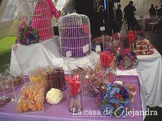 #MartesdeBodas - Bodas campestres - Jaulas con flores