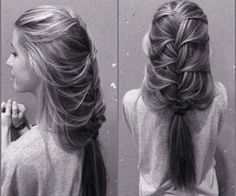 #coolbraid #loosebraid #bigbraid #braidedhair
