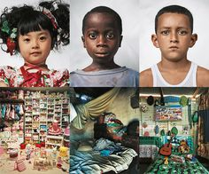 Photographs of Where Children Sleep From Around The World