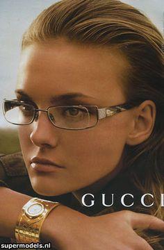 Gucci Eyewear...remember glasses are fashion
