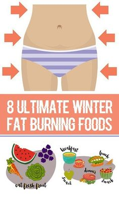 8 Fat Burning Foods For Winter