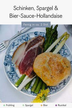 Sauce Hollandaise, Steak, Food, Ham, Beer, Easy Meals, Kochen, Meal, Essen