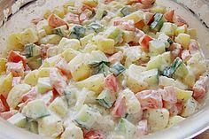 Dänischer Kartoffelsalat 1
