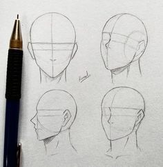 Anatomy Drawing Tutorial Techniques And Strategies For drawing tips Drawing Techniques, Drawing Tips, Manga Drawing Tutorials, Fashion Drawing Tutorial, Drawing Fashion, Sketch Drawing, Drawing Art, Drawing Heads, Drawing Faces