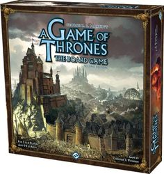 Game of Thrones Board Game Second Edition -@- http://geekarmory.com/game-of-thrones-board-game-second-edition/