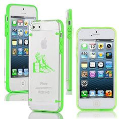 Apple iPhone 4 4s Ultra Thin Transparent Clear Hard TPU Case Cover Female Barrel Racing Cowgirl (Green) Daylor http://www.amazon.com/dp/B00X8ITH0A/ref=cm_sw_r_pi_dp_hptXvb1VM84M0