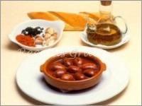 Receta de Chorizos al vino