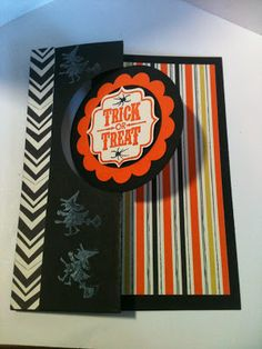 Stampin' in the Sun!: Halloween Tags 4 You and Goodie Gear