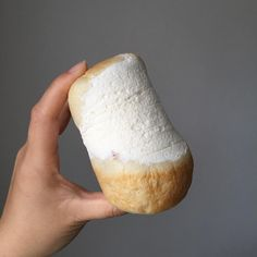 curta - - in 2019 Japanese Sweets, Asian Desserts, Looks Yummy, I Want To Eat, Deserts, Food And Drink, Bread, Dishes, Baking