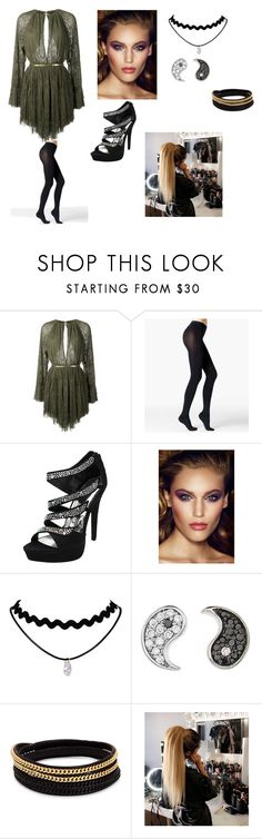 """strictly come dancing"" by sarah4ever123 ❤ liked on Polyvore featuring Jay Ahr, Fogal, Charlotte Tilbury, Sydney Evan and Vita Fede"