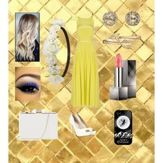 Prom in Yellow
