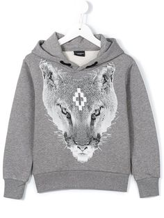 Shop Marcelo Burlon County Of Milan Kids wild cat print hoodie in Excelsior Milano from the world's best independent boutiques at farfetch.com. Shop 400 boutiques at one address.