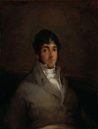 Francisco José de Goya y Lucientes Spanish, 1746-1828  Portrait of Isidro Maiquez, c. 1807