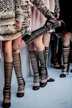 Giambattista Valli FW 2016 Collection at Paris Fashion Week by Kevin Tachman for Vogue Magazine