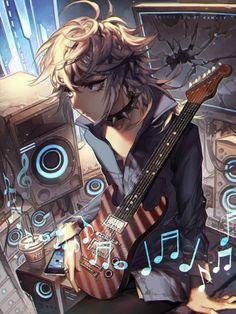 Imagem de anime boy