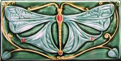 MODA MOM: LindaS Art Nouveau