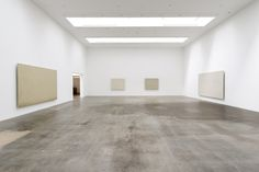 From All Sides: Tansaekhwa on Abstraction | Blum & Poe