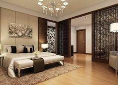 Elegant bedroom, www.lolomoda.com