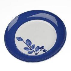 Ceramic Dessert Plate, Set of 4, Gingham | Gingham, Graham and ...