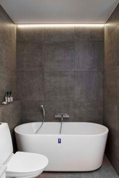 Belysning - Badrum | Hide-a-lite Room Interior, Interior Design, Upstairs Bathrooms, Japanese Interior, Lighting Design, New Homes, Bathtub, Relax, Room Decor