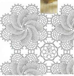 Pasatiempos entre hilos y puntadas: Mantas, manteles , cojines y mucho mas en crochet