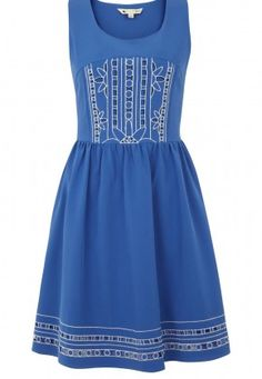 Here Comes The Sun Dress - I love the detail on this. @?? ? Direct #pintowin