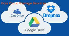 Cloud storage is now a popular business today. There are many cloud storage services available. What Is Cloud Storage, Free Cloud Storage, Facebook Messenger Games, What Is Cloud Computing, Software, One Drive, Email Service Provider, Digital India, Computer Basics