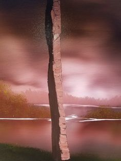 4 Easy Steps for Painting Realistic Tree Trunks - Paintings by BAF Simple Oil Painting, Acrylic Painting Lessons, Pour Painting, Acrylic Paintings, Acrylic Art, Rustic Painting, Acrylic Brushes, Acrylic Flowers, Knife Painting