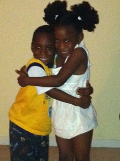 Brother & Sister (Twin) Love <3 <3 <3 Double Trouble, Brother Sister, Twins, Sisters, Style, Swag, Siblings, Gemini, Twin